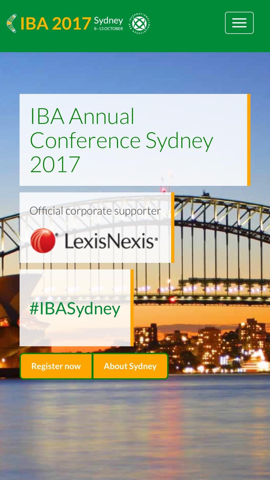 Sydney IBA